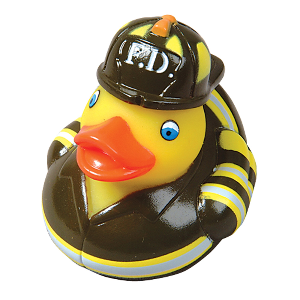 Firefighter Rubber Ducky Gifts For Kids Rubber Ducks