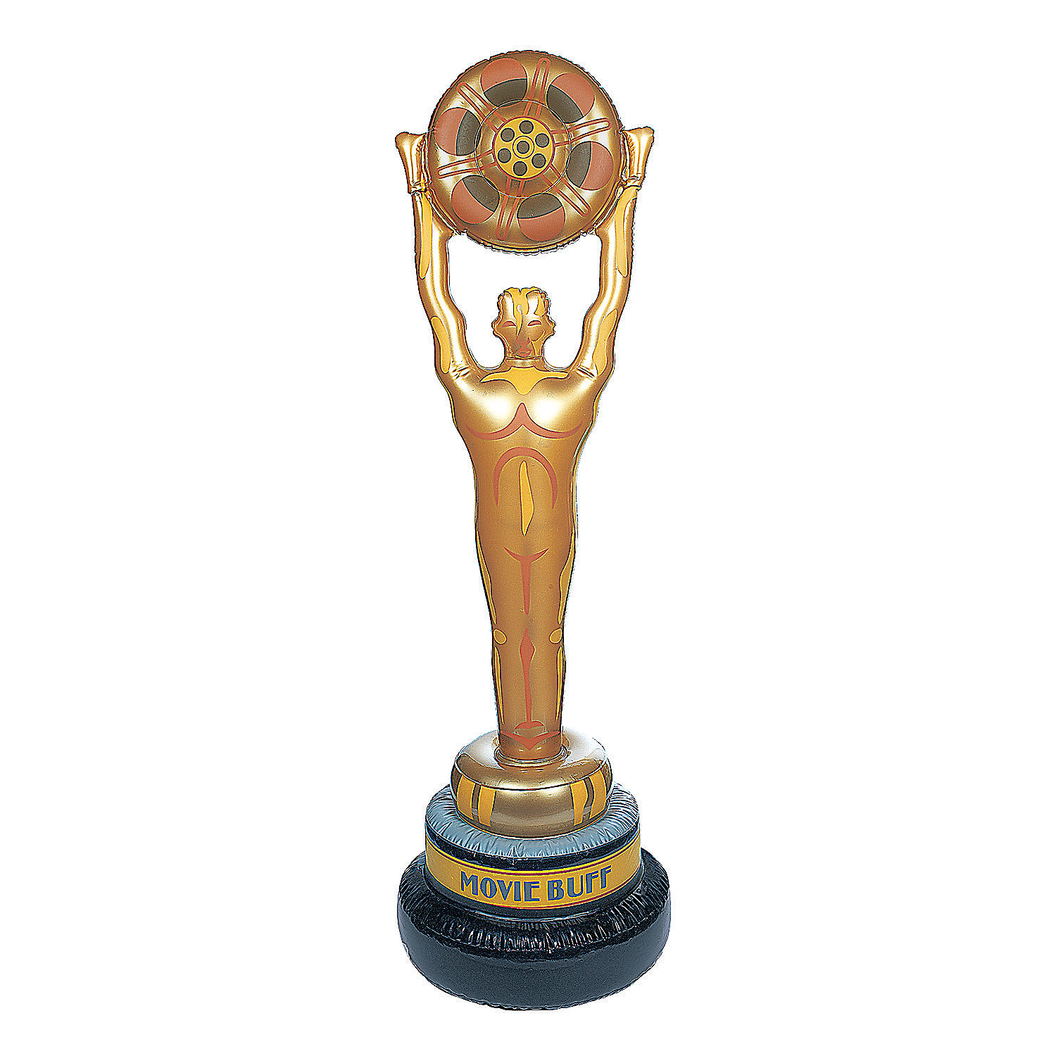 Toys For Awards : Inflatable oscar movie award giant party novelty toy
