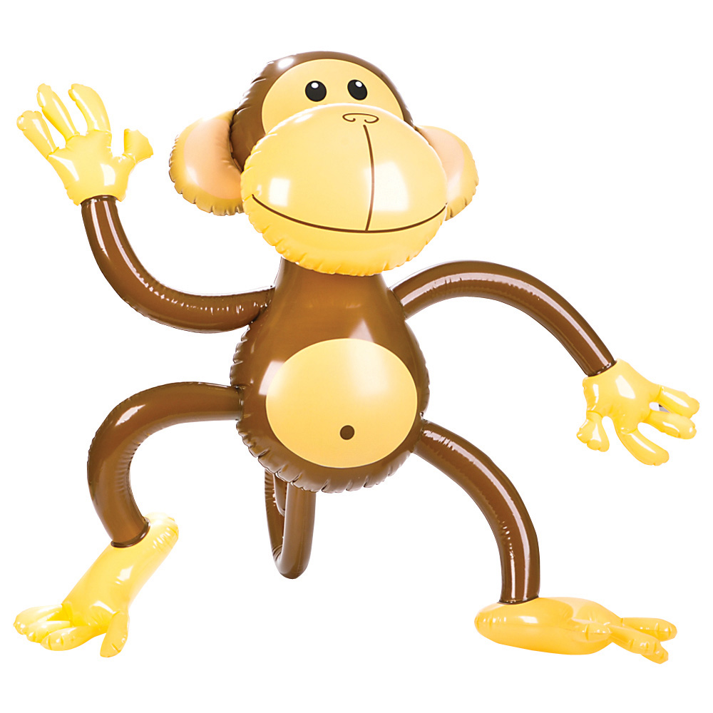 Inflatable Monkey Toy | ON SALE