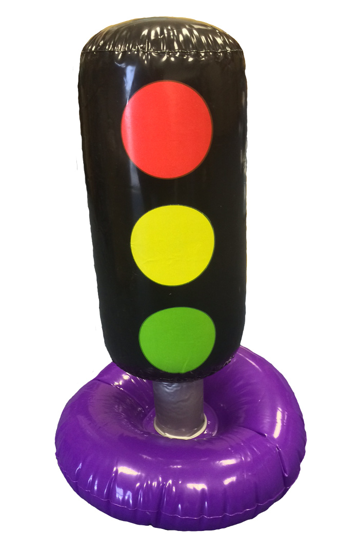 Traffic Lights Inflatable Novelty Blow Up Toys For Kids