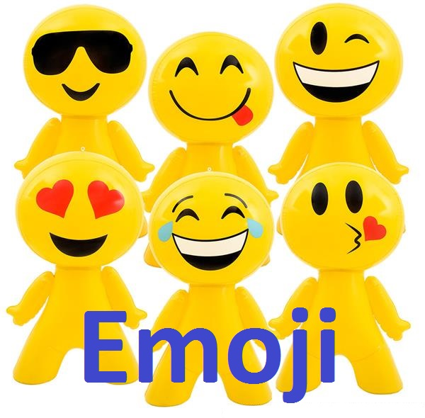 emoji gifts, toys and masks