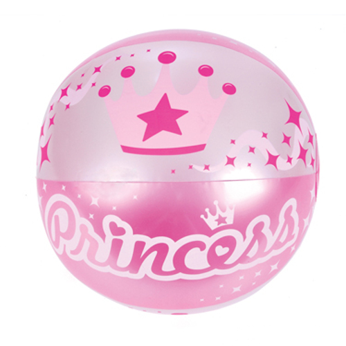 Princess Beach Ball Inflatable Low Cost Blow Up Sports Toy