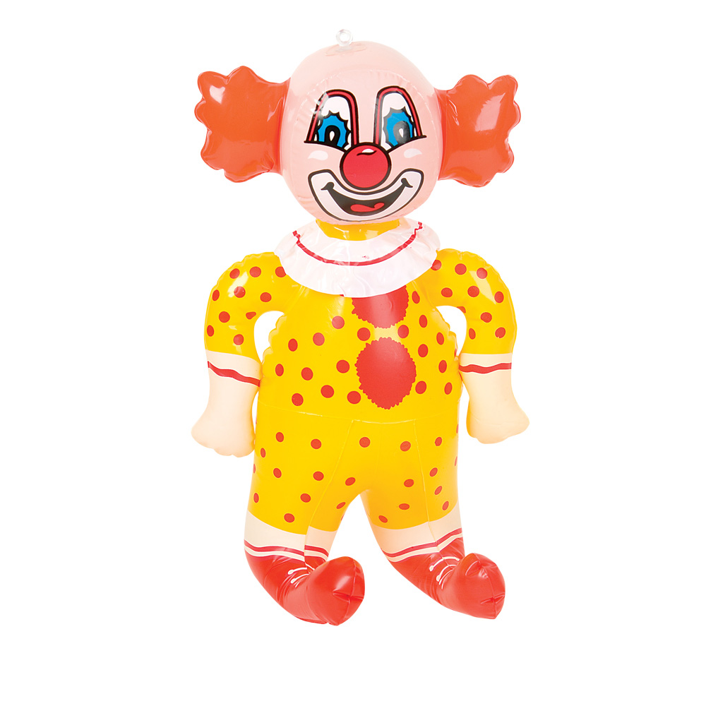 Inflatable Clown Toy Party Novelty Inflatables