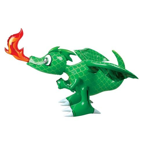 Inflatable Dragon Toys Blow Up Animals For Kids