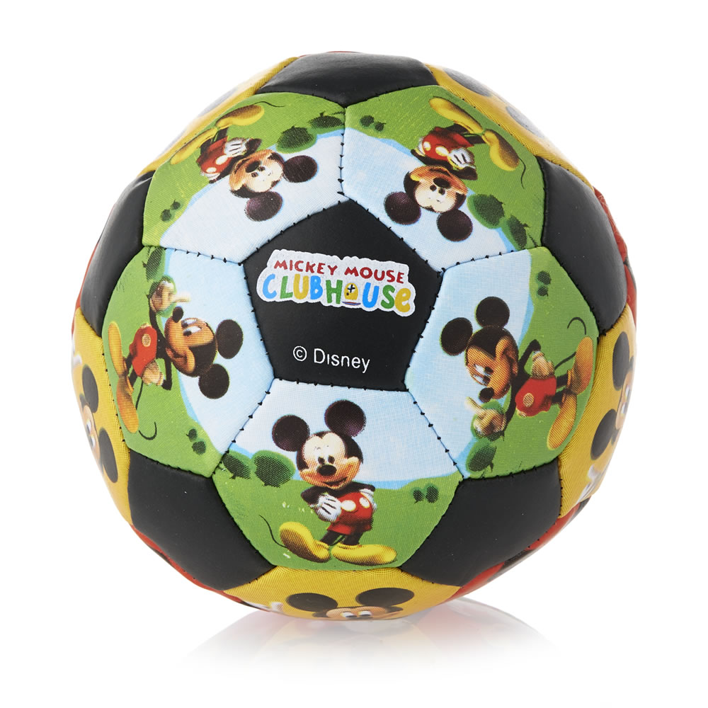 Mickey Mouse Clubhouse Soft Play Ball Just 2 99 Gift Ideas