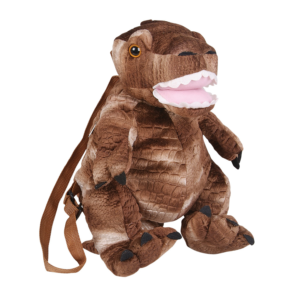 T Rex Dinosaur Plush Backpack Plush Toys And Gifts For Kids