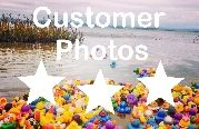 customer photos - inflatables and novelty toys